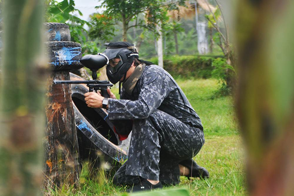 Bali Pertiwi Paintball Adventure Tour - Gallery 11050317