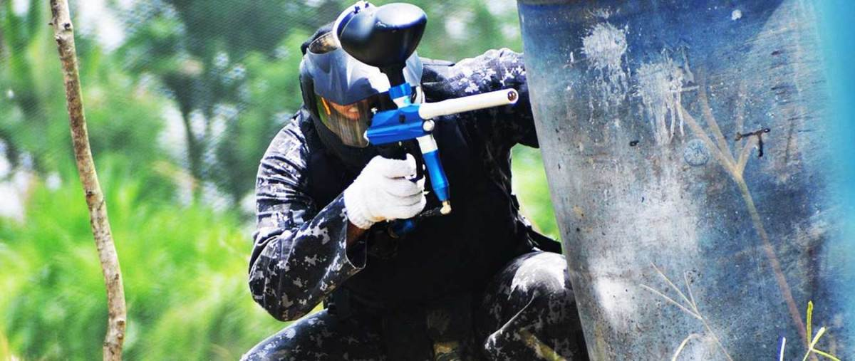Bali Pertiwi Paintball Adventure Tour
