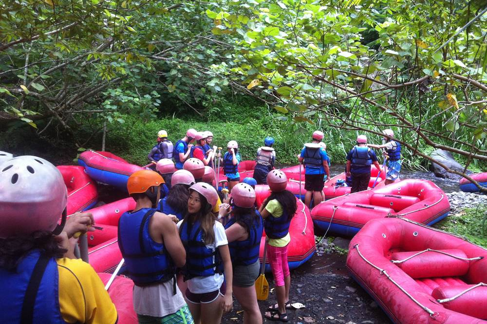 Bali Adventure Camp - ISE Travel Pte Ltd 6