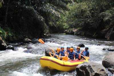 Bali White Water Rafting Tours Ayung River - Gallery 05010218