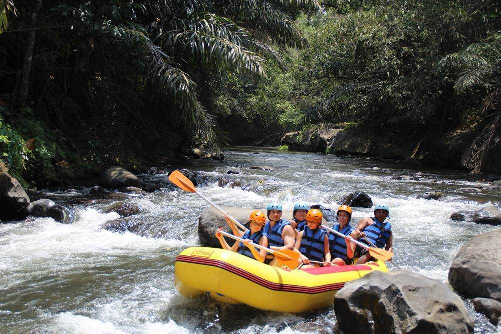 Bali White Water Rafting Tours Ayung River - Gallery 05010217