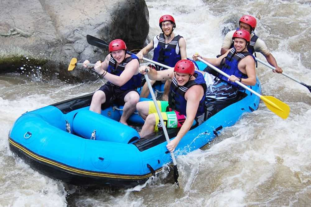 Bali White Water Rafting Tours Ayung River - Gallery 07010217