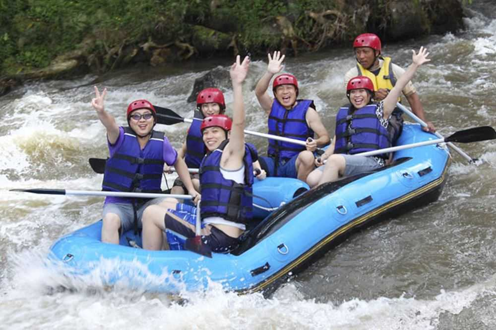 Bali White Water Rafting Tours Ayung River - Gallery 08010217