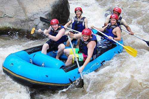 Bali White Water Rafting Tours Ayung River - Link to Page 01010217