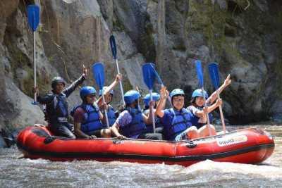 Bali White Water Rafting Tours Ayung River - Gallery 090102171