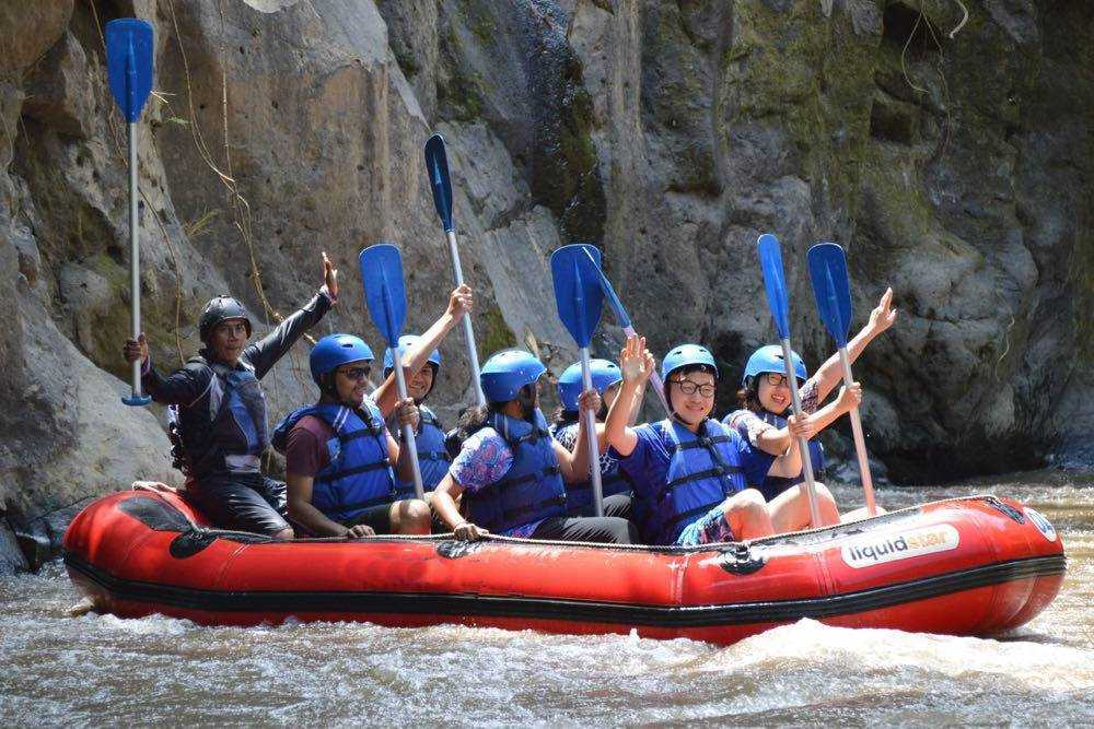 Bali White Water Rafting Tours Ayung River - Gallery 01010217