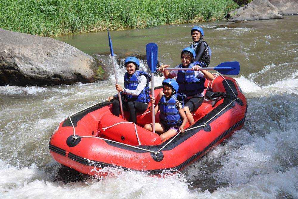 Bali White Water Rafting Tours Ayung River - Gallery 090102172