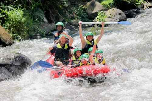 Bali White Water Rafting Tours Ayung River - Gallery 0901021789