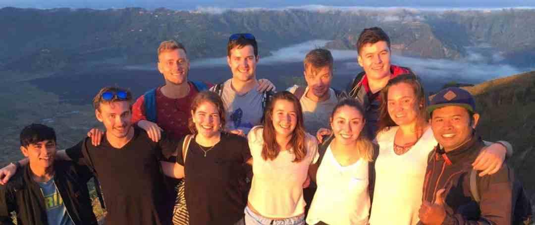 Bali Sunrise Trekking & Wake Bali ATV Ride Tour - Header 171118
