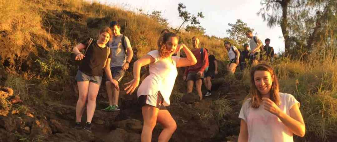 Mt Batur Sunrise Trekking & Kintamani to Ubud Downhill Cyling - Header 151118