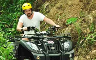 Bali ATV Tour Pertiwi Quad Adventure