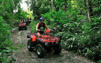 Special Offer for ATV Bali Price Pertiwi Taro Wake
