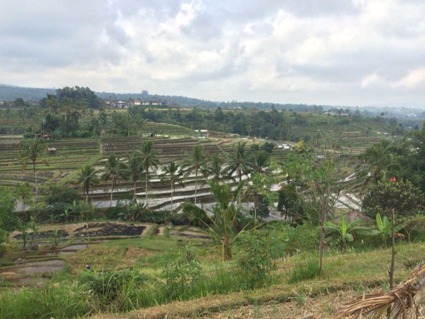 meteo a Bali entroterra