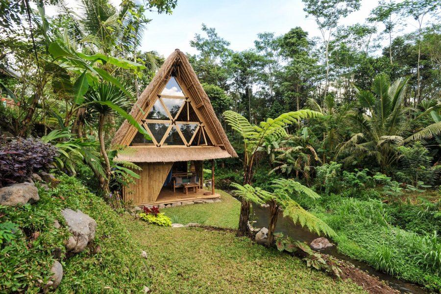 Villa bamboo Agung