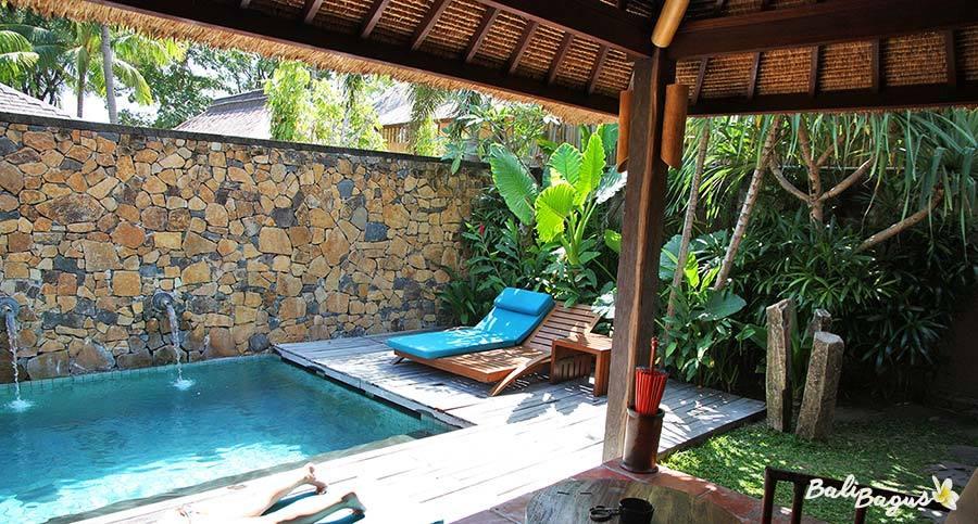 Jeeva Klui Senggigi Private Pool