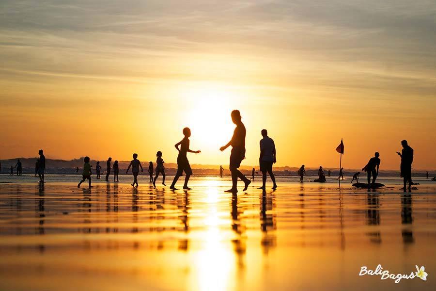 Le spiagge al Sud di Bali