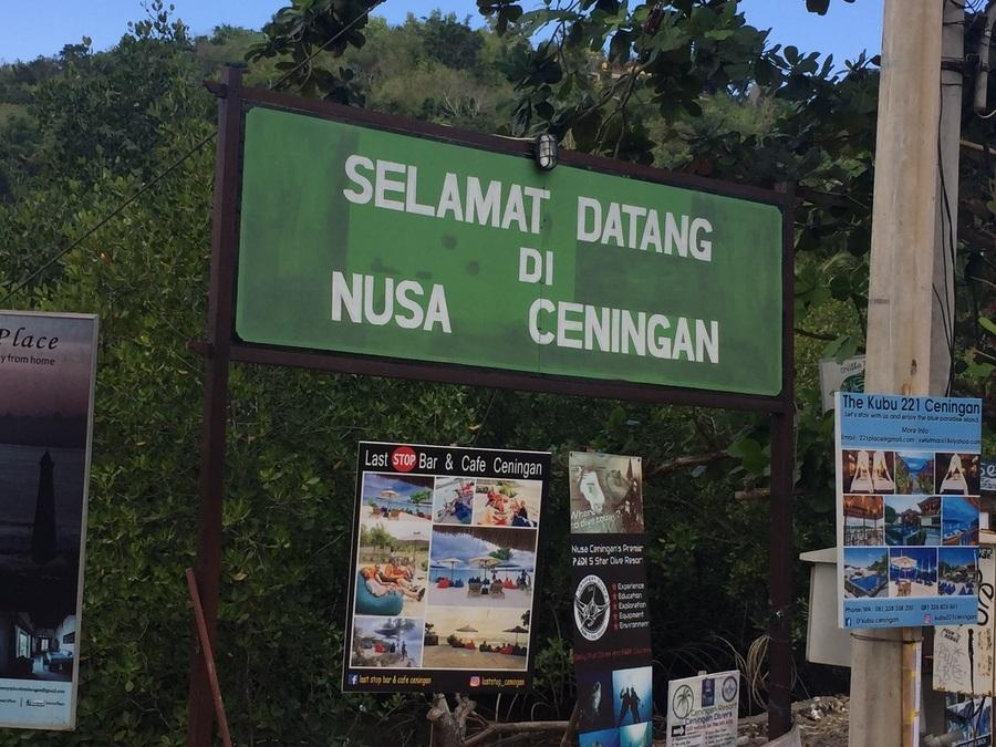 Nusa Ceningan come arrivare