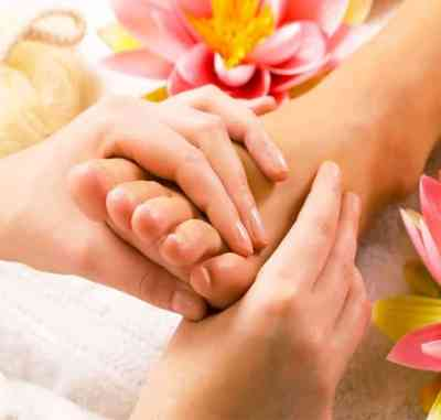 Learn foot reflexology in Bali in 5 days at Bali BISA
