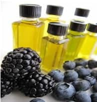 Aromatherapy oils from fruit used in Aromatherapy massage
