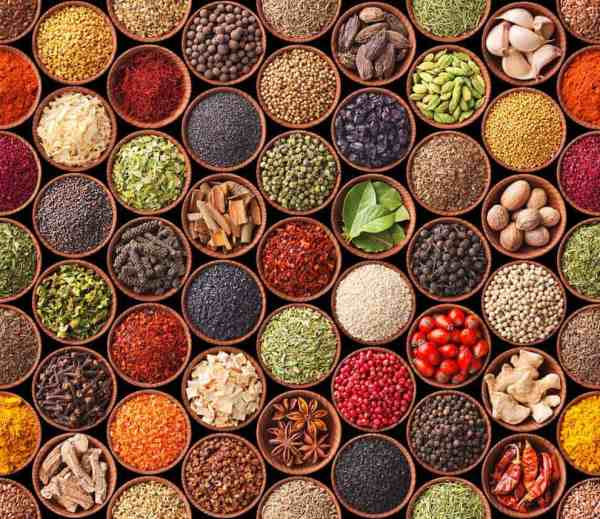 Spices are increasingly used in spa treatments due to the powerful medicinal benefits