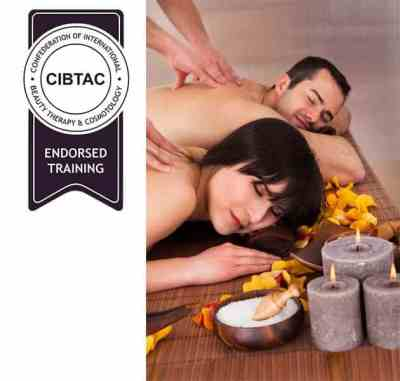 CIBTAC Spice Islands treatment program at Bali BISA (Bali International Spa Academy) is endorsed by CIBTAC includes Spice Islands Massage for Males & Females, Tropical Nut Scrub, Spice Body Wrap, Head Massage and Face Massage.