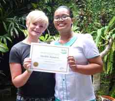 Spa Career at Bali BISA with Balinese Trainers