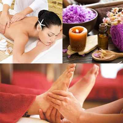 ITEC complementary therapies at Bali BISA includes basic body massage, aromatherapy and reflexology