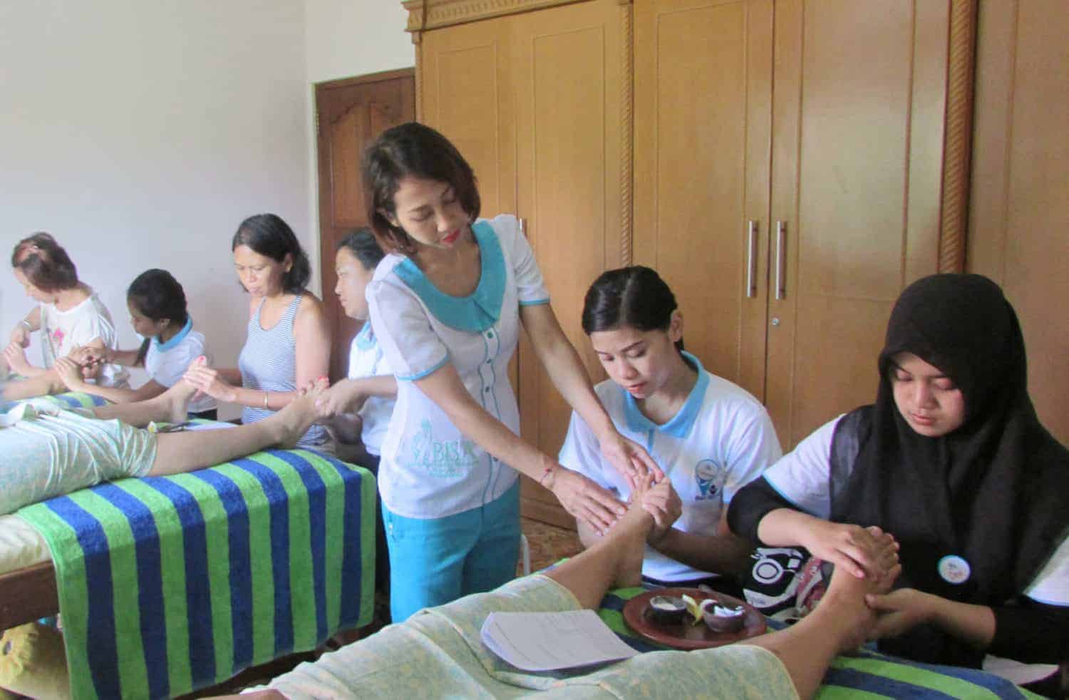 The Bali International Spa Academy, or BISA, is the ITEC Bali authorized training centre for spa, complementary therapies and beauty education.