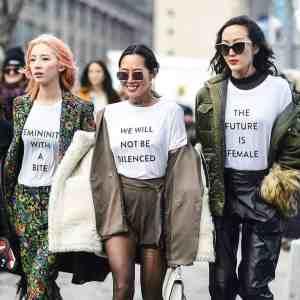 feminist fashion week
