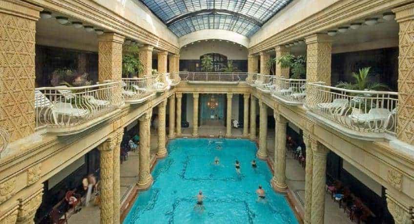 European Spa Market DANUBIUS HOTEL GELLÉRT, BUDAPEST, HUNGARY