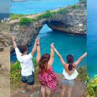 The West Part Nusa Penida Tour