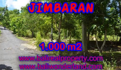 Exotic LAND FOR SALE IN JIMBARAN Bali, Great View to the ocean and airport in Jimbaran Ungasan– TJJI070-x