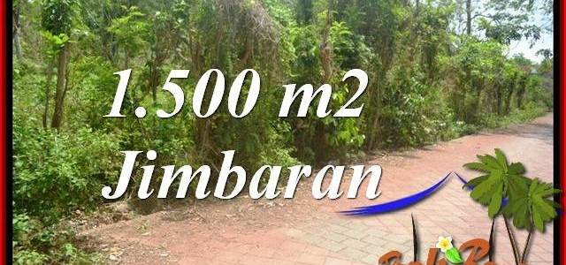 LAND FOR SALE IN JIMBARAN ULUWATU TJJI128