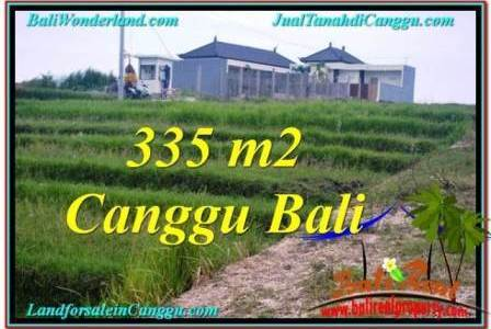 Exotic LAND FOR SALE IN CANGGU BALI TJCG203