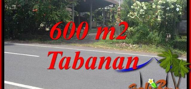 FOR sale Magnificent Property Land in Tabanan TJTB400