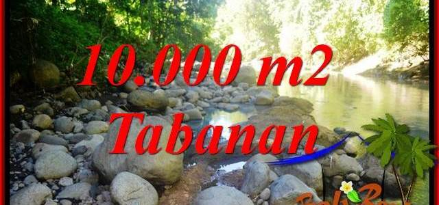 Magnificent Property Tabanan Selemadeg 10,000 m2 Land for sale TJTB406