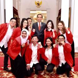 PSI Calonkan Jokowi di Pemilihan Presiden 2019