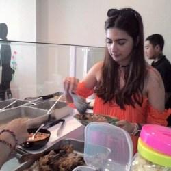 Nabila Syakieb Rintis Bisnis Kuliner di Bali