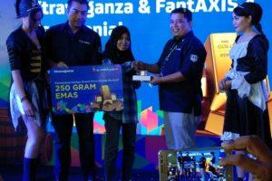 Program Kuiz XTravaganza & Fantaxis Periode-4,Mahasiswi Asal Bali Raih Emas 250 Gram
