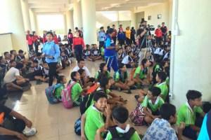 Hari Kartini, BPBD Denpasar Gelar Berbagai Kegiatan Edukasi Masyarakat