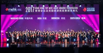 Hong Kong, Tuan Rumah Penghargaan Agen MICE Terbaik