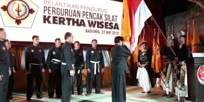 Pengurus Kertha Wisesa Bali Dilantik, Pencetak Kader Pemimpin Bangsa