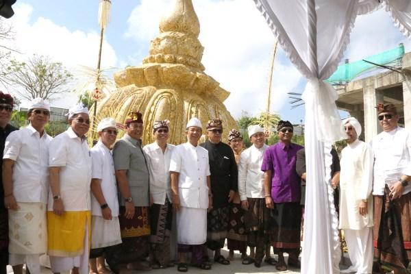 Gubernur Berharap Patung GWK Jadi Kebanggaan Bangsa