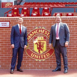 Pertama Kali dalam Sejarah! Manchester United Gandeng Kohler Sebagai Sleeve Sponsor
