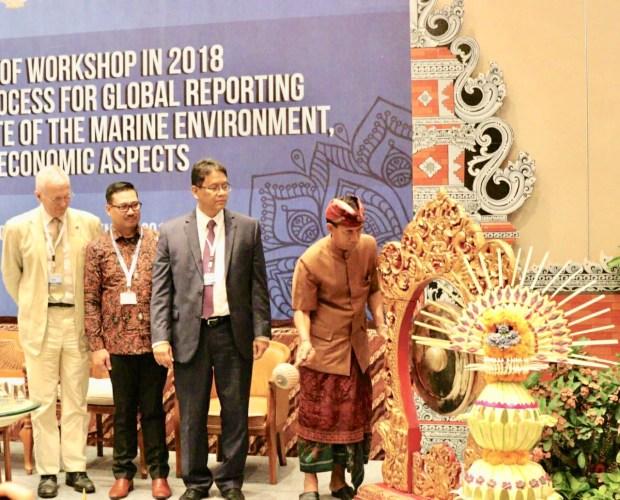 Indonesia Tuan Rumah Lokakarya Pelaporan dan Penilaian Laut Global PBB ke-2, Bahas Pencemaran Laut hingga Pariwisata Bahari
