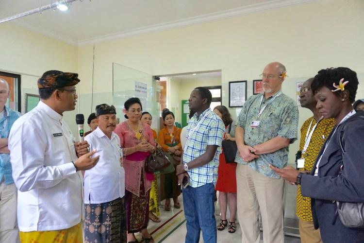 Sukses Terapkan Rabies Center, Puskesmas I Denpasar Selatan Terima Kunjungan Delegasi GHSA