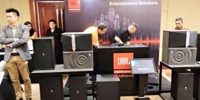 JBL Entertainment Luncurkan KP-Series, Solusi Khusus Untuk Hiburan