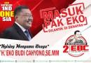 Rencana Pengurangan SKS, Eko Cahyono: Tingkatkan Skill Agar Lulusan Tak Banyak Menganggur