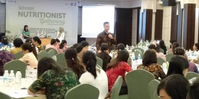 Nutritionist Gathering, SOYJOY Baik Untuk Penderita Diabetes