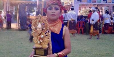 Indra: Belajar Tari Gopala Berkat Sang Ayah